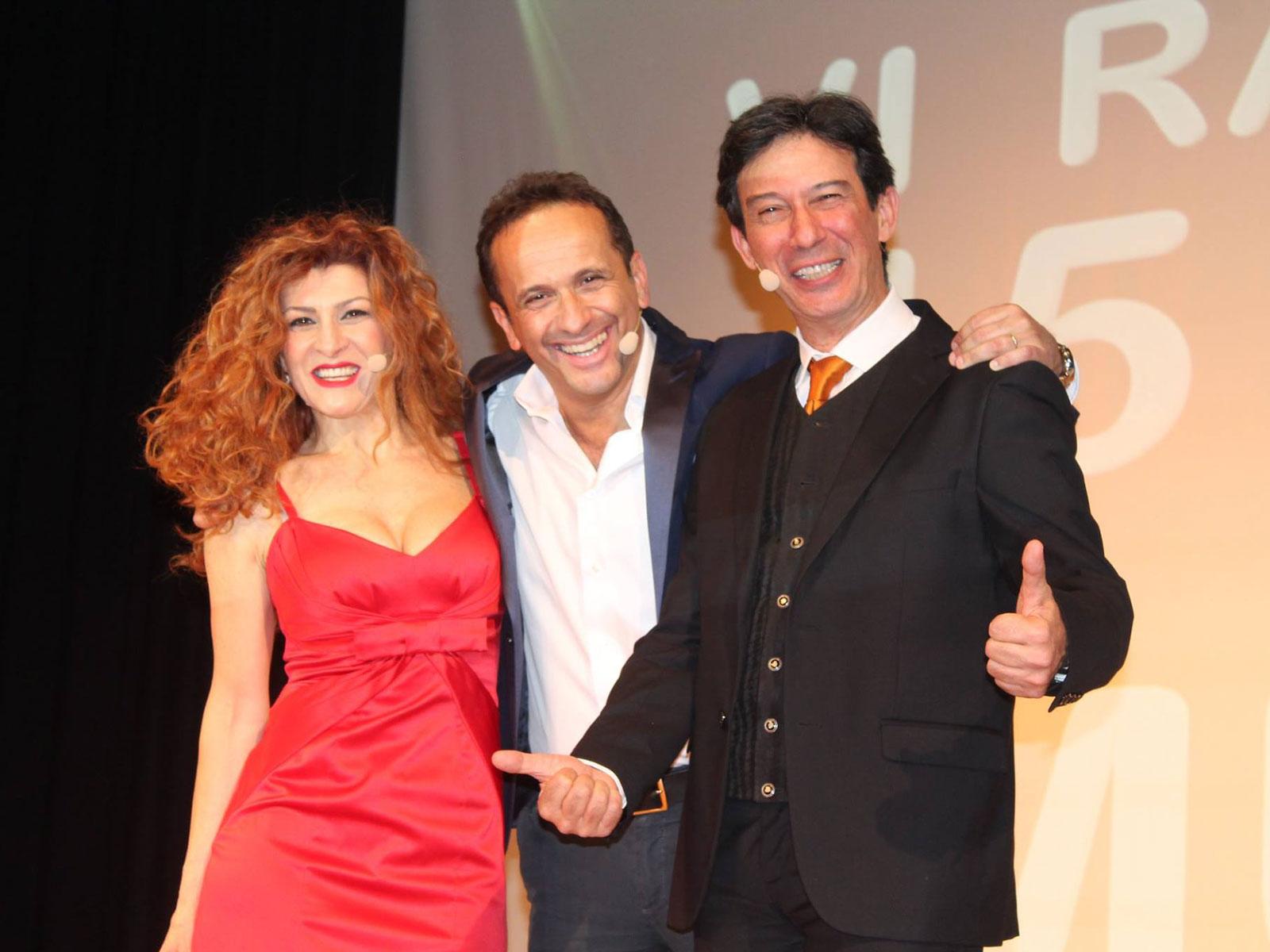 Uccio de Santis und das Cabaret dei Mudù kehren in die Schweiz zurück