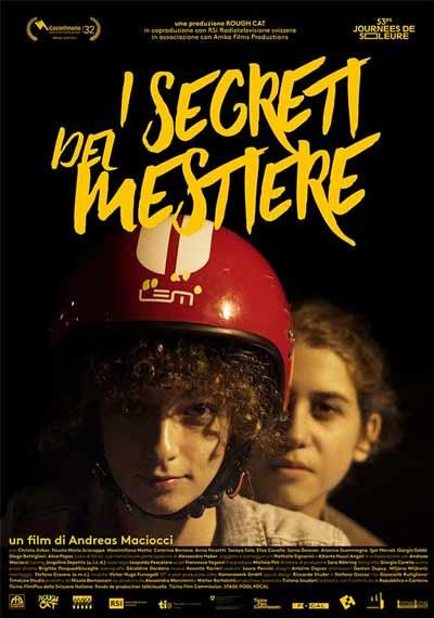 I segreti del mestiere ora al cinema