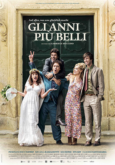 The Most Beautiful Years (Gli Anni Più Belli) by Gabriele Muccino: a film that deserves a pleasant round of applause