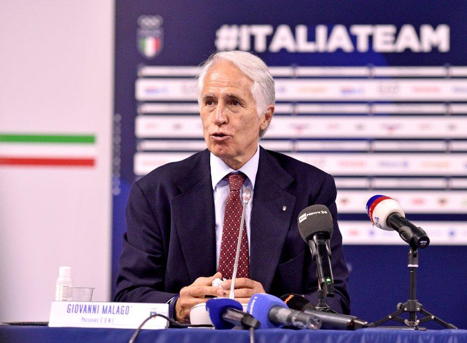 Giovanni Malagò rieletto Presidente del CONI - Foto Simone Ferraro