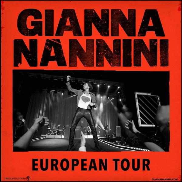 Gianna Nannini European Tour 2022 passa anche per Zurigo e Ginevra