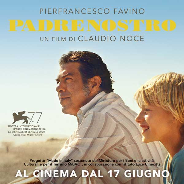 Padrenostro il nuovo film con Favino
