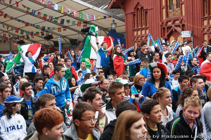 Italia - Nuova Zelanda @ Reithalle Winterthur 2010 tuttoitalia