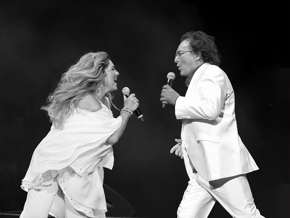 Al Bano e Romina tornano in Svizzera