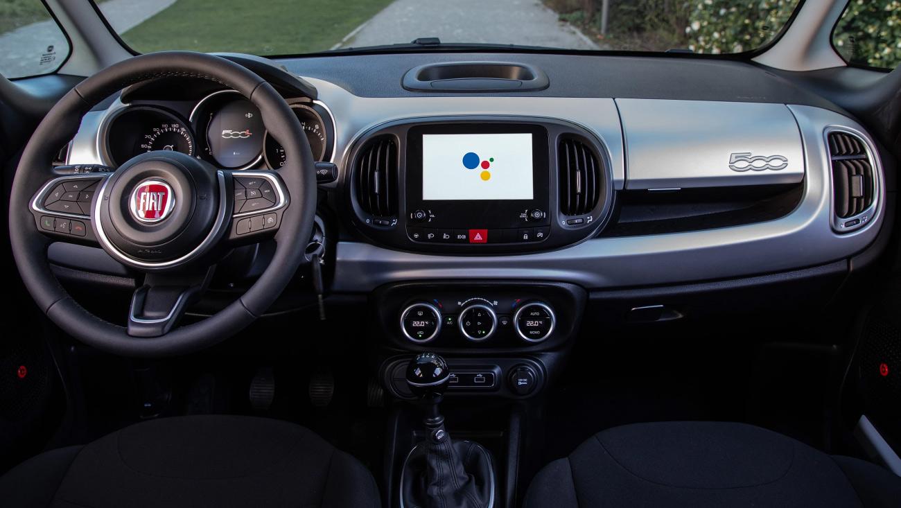 Fiat 500 Hey Google City Garage Wettingen Tuttoitalia