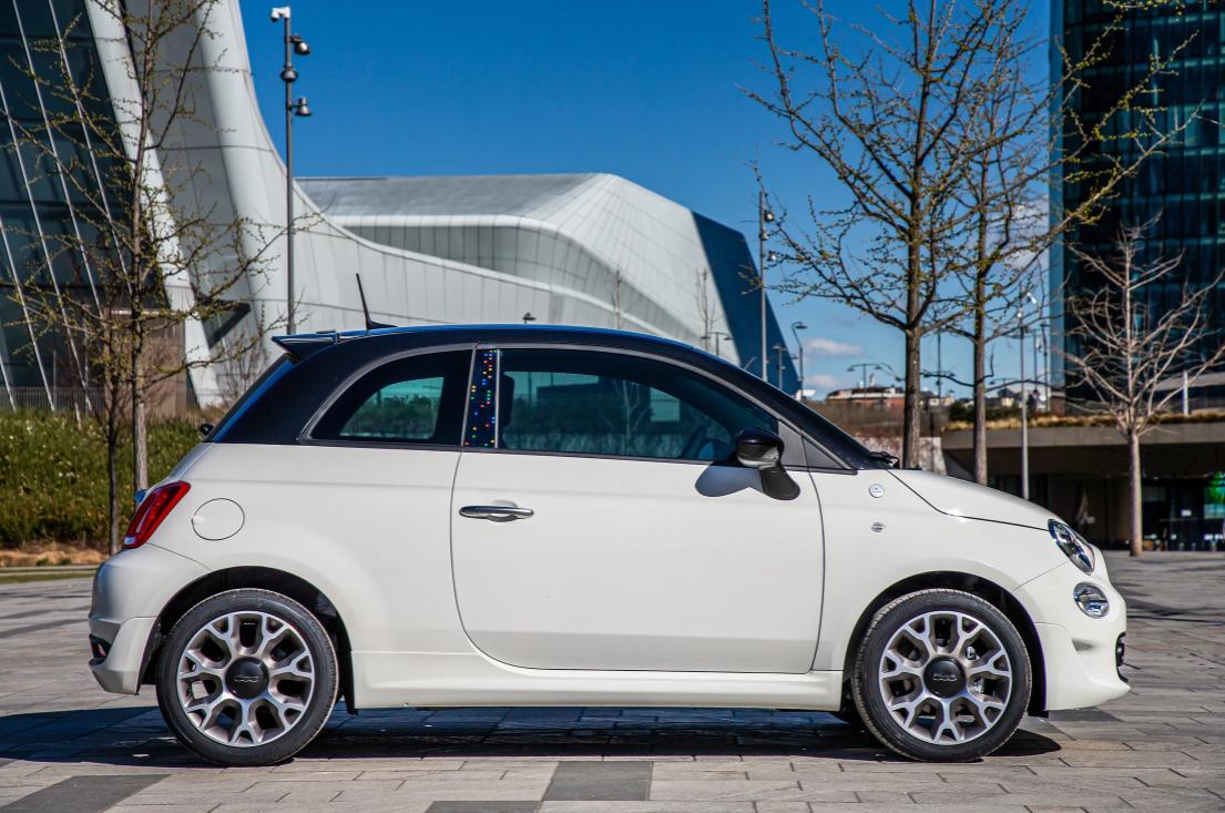 Fiat 500 Hey Google presso City Garage Wettingen Tuttoitalia