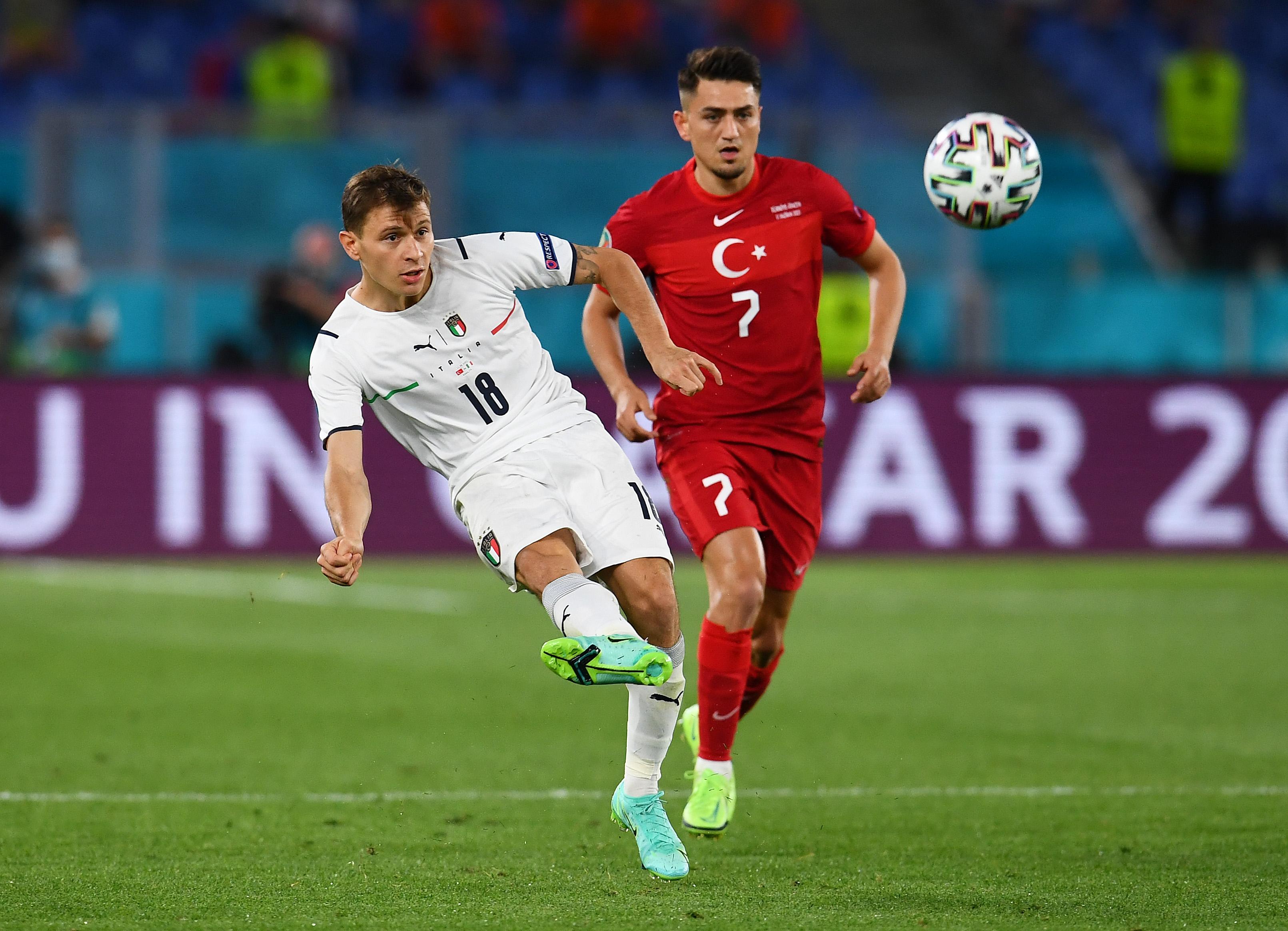 Italia Turchia 3-0 Euro 2020 Roma Tuttoitalia