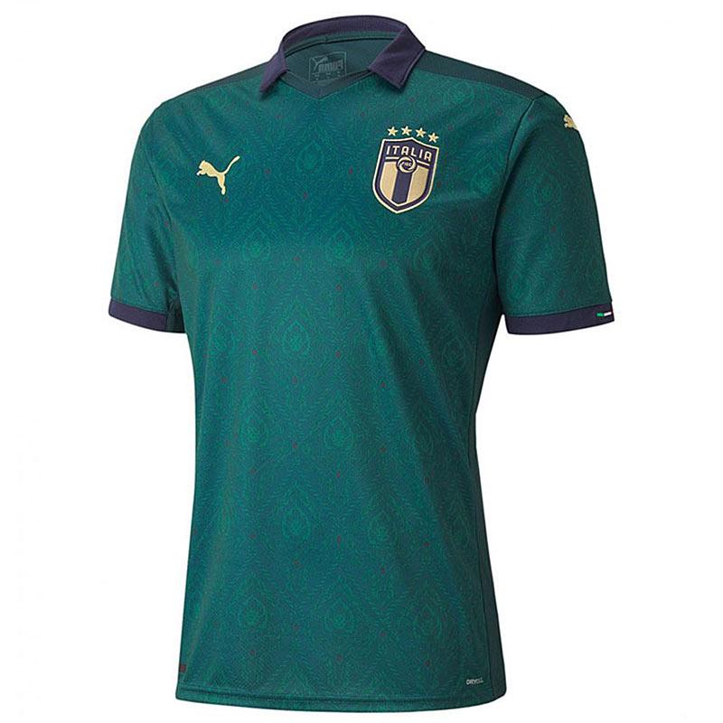 Maglia verde ufficiale Nazionale di calcio euro 2020 2021 Puma Tuttoitalia