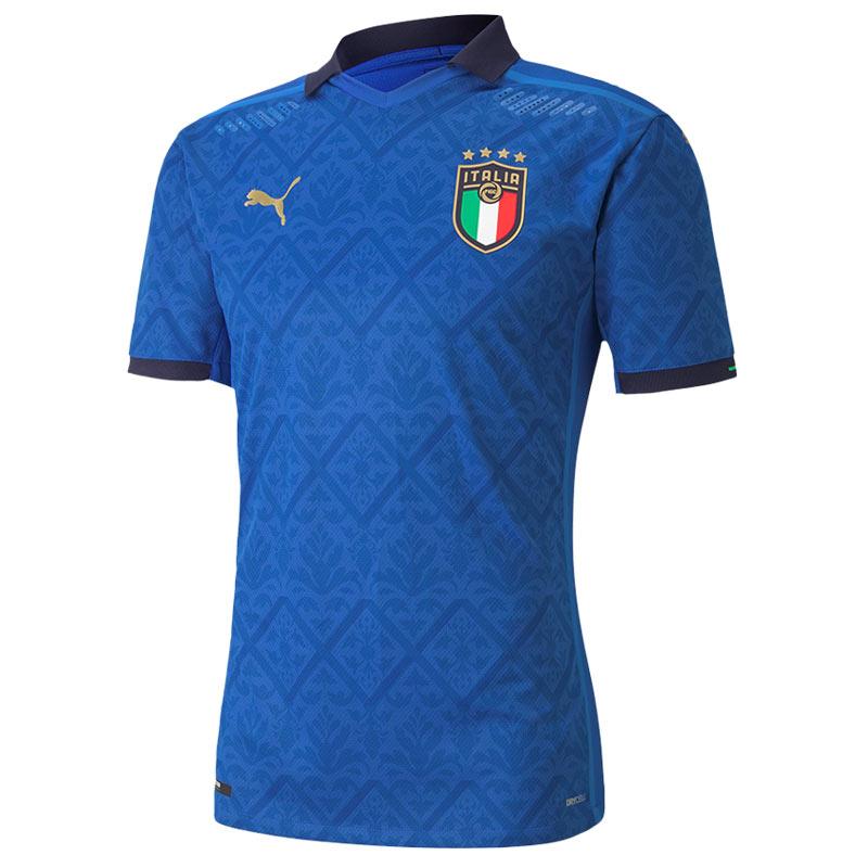 Maglia azzurra ufficiale Nazionale di calcio euro 2020 2021 Puma Tuttoitalia