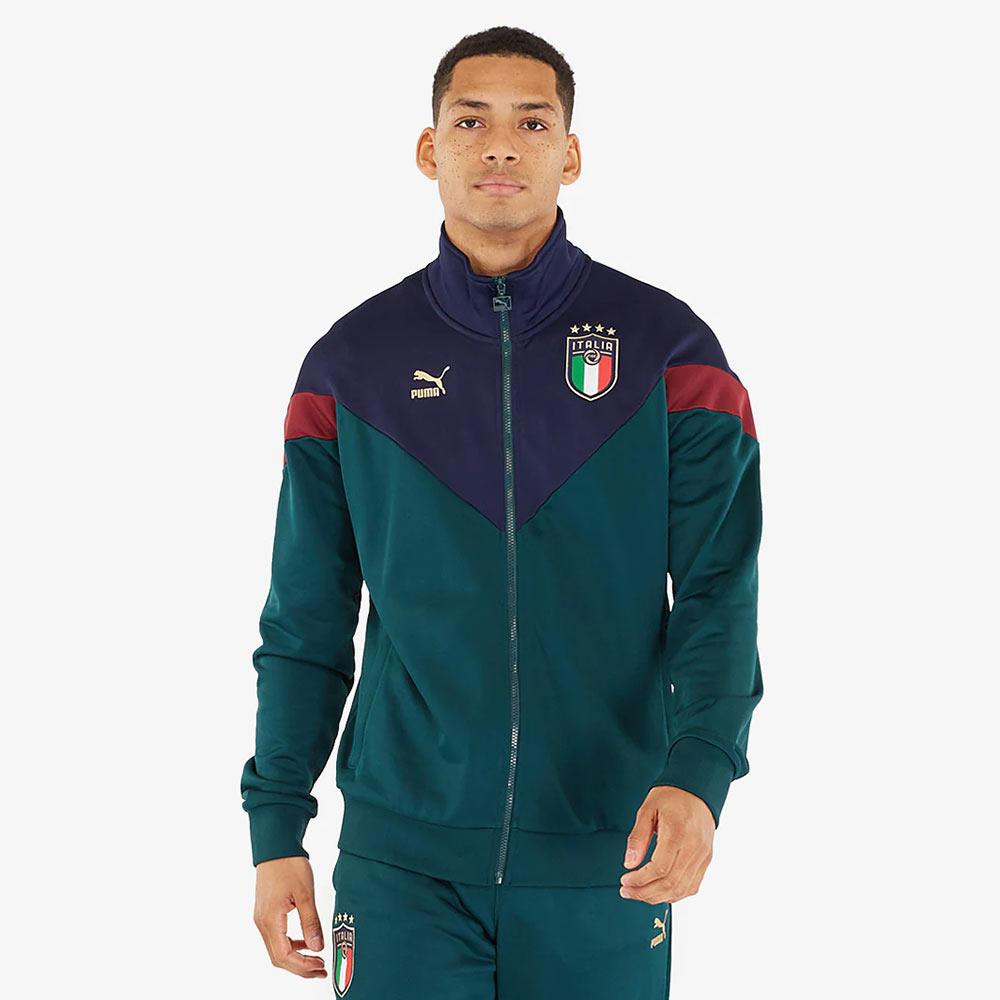 Italia Iconic MCS Herren Trainingsjacke