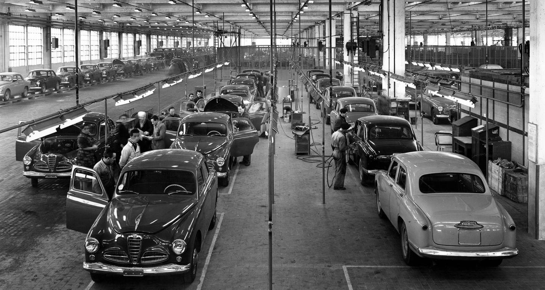 Alfa Romeo compie 111 anni - anniversario Alfa Romeo Tuttoitalia