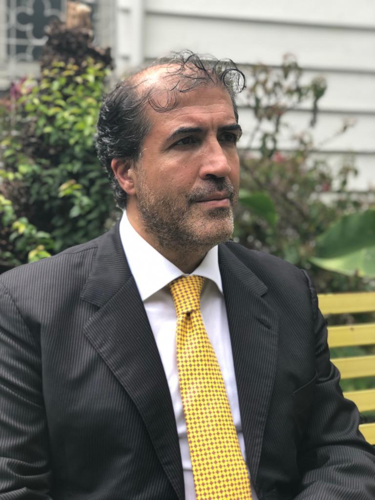 Silvio Mignano ambasciatore