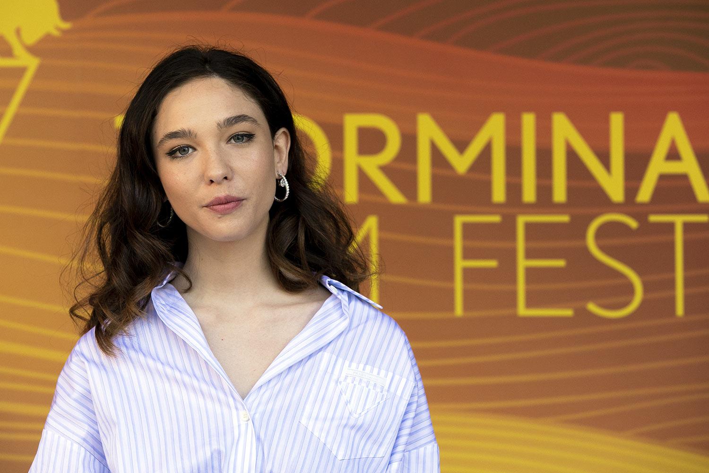 Matilda De Angelis Premio miglior attrice per il film Atlas al Film Festival di Taormina