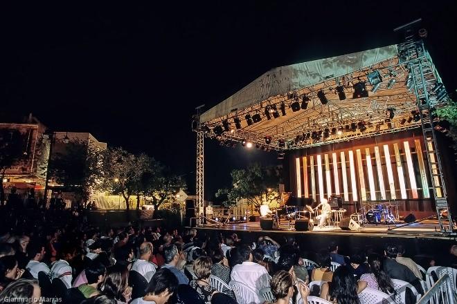 Time in Jazz in Sardegna