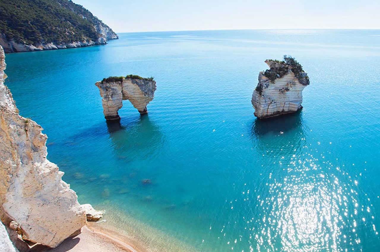 Rodi Garganico, un borgo marino in Puglia