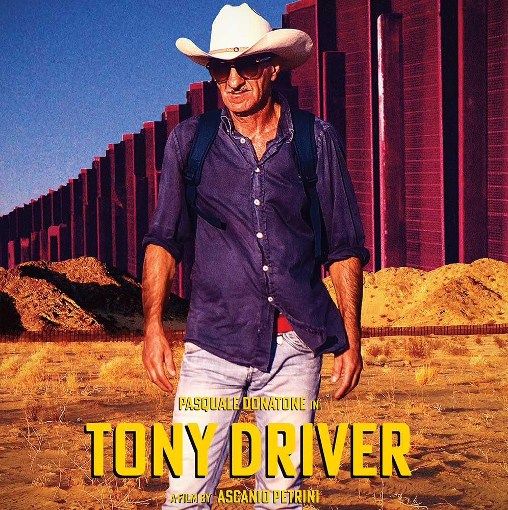 Tony Driver is out in theaters