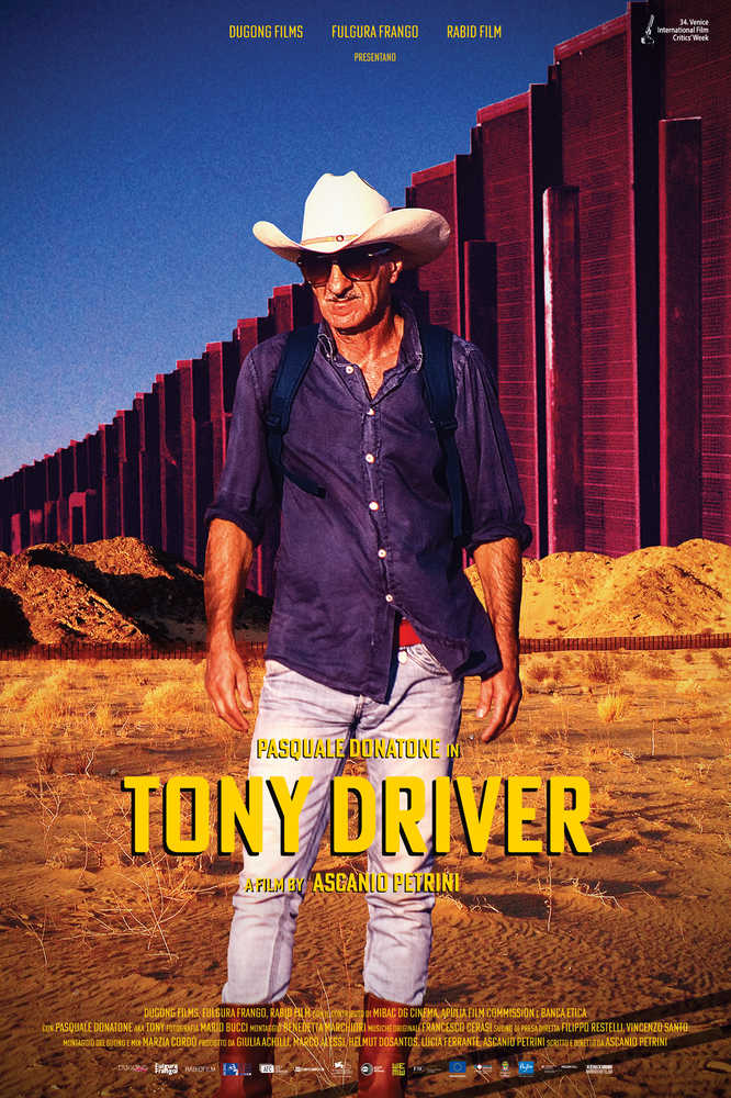 Tony Driver is out in theaters with Tuttoitalia