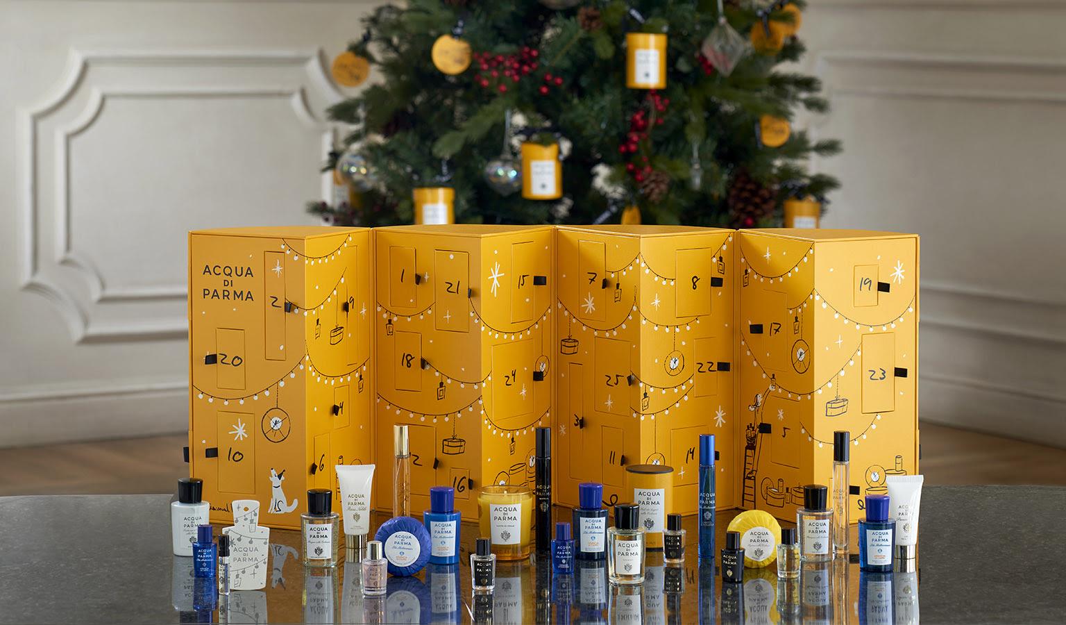 Acqua Di Parma Calendario dellAvvento Natale 2020 Jelmoli Tuttoitalia