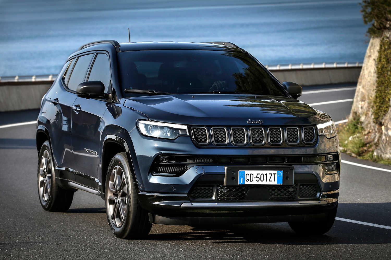 Jeep Compass 2021 nur bei City Garage Wettingen Marco Mele