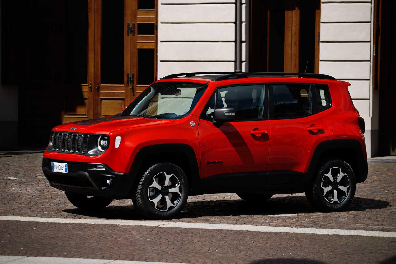 Jeep Renegade 2021 nur bei City Garage Wettingen Marco Mele