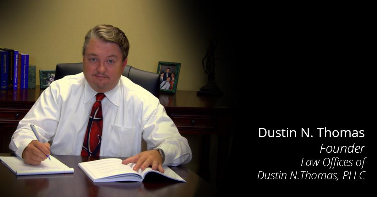 Dustin N. Thomas