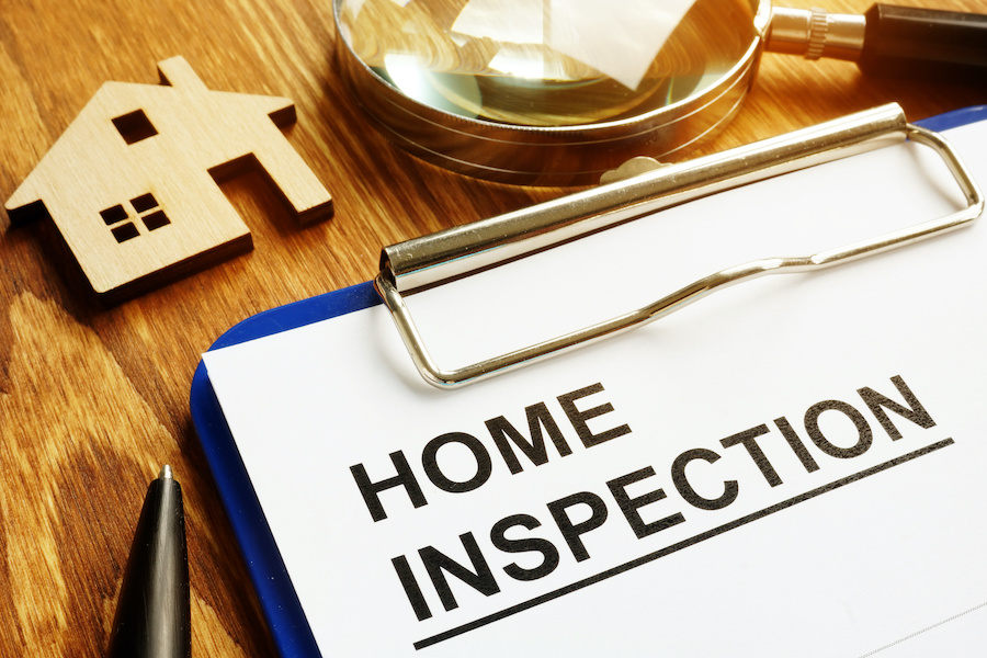 How a home inspection works.
