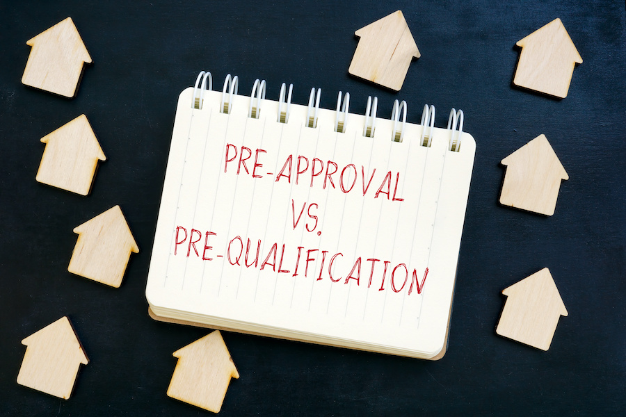 Pre-approval v. pre-qualification: What buyers need to know!