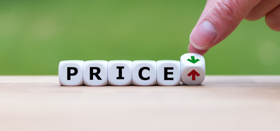 Pricing your home to sell v. shooting for the stars.