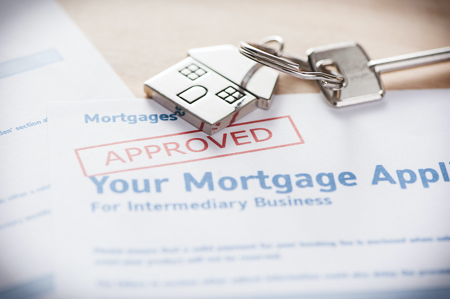 What to do before submitting your mortgage application.