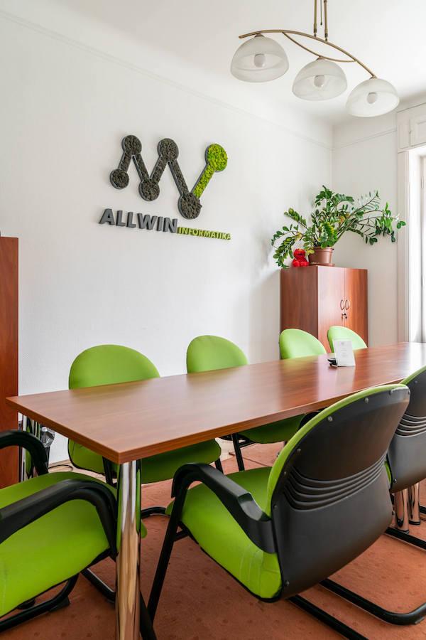 Allwin's office meeting room