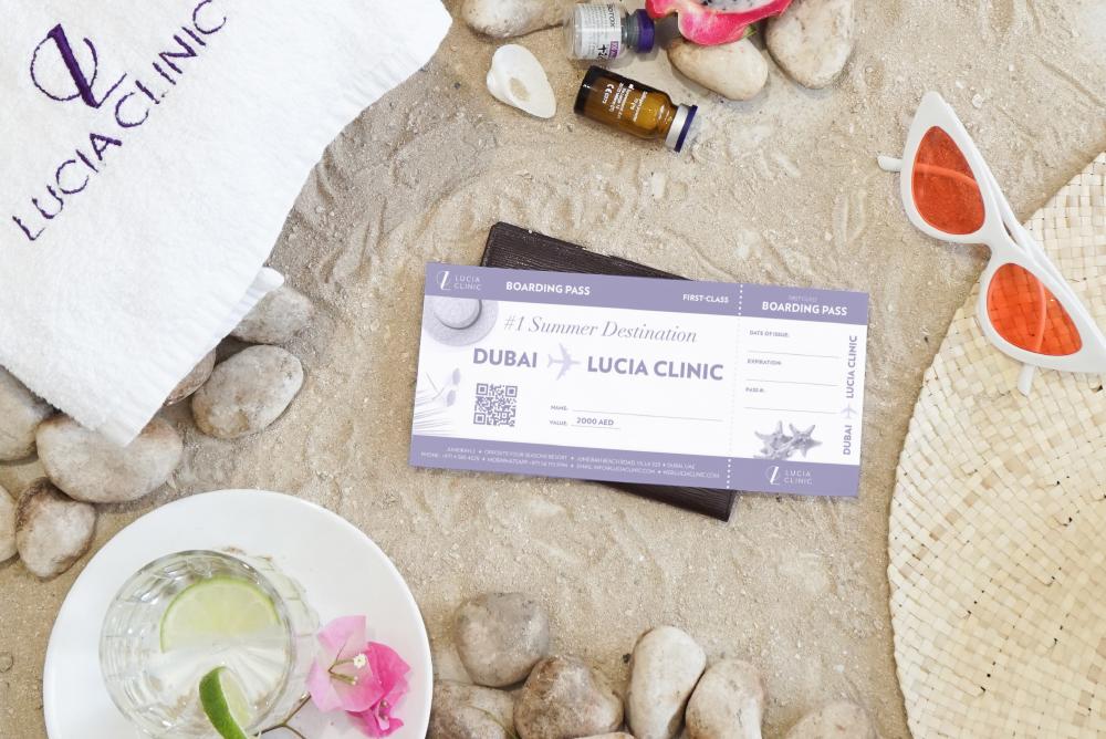 Cure Your Beauty Blues at Dubai's #1 Summer Destination