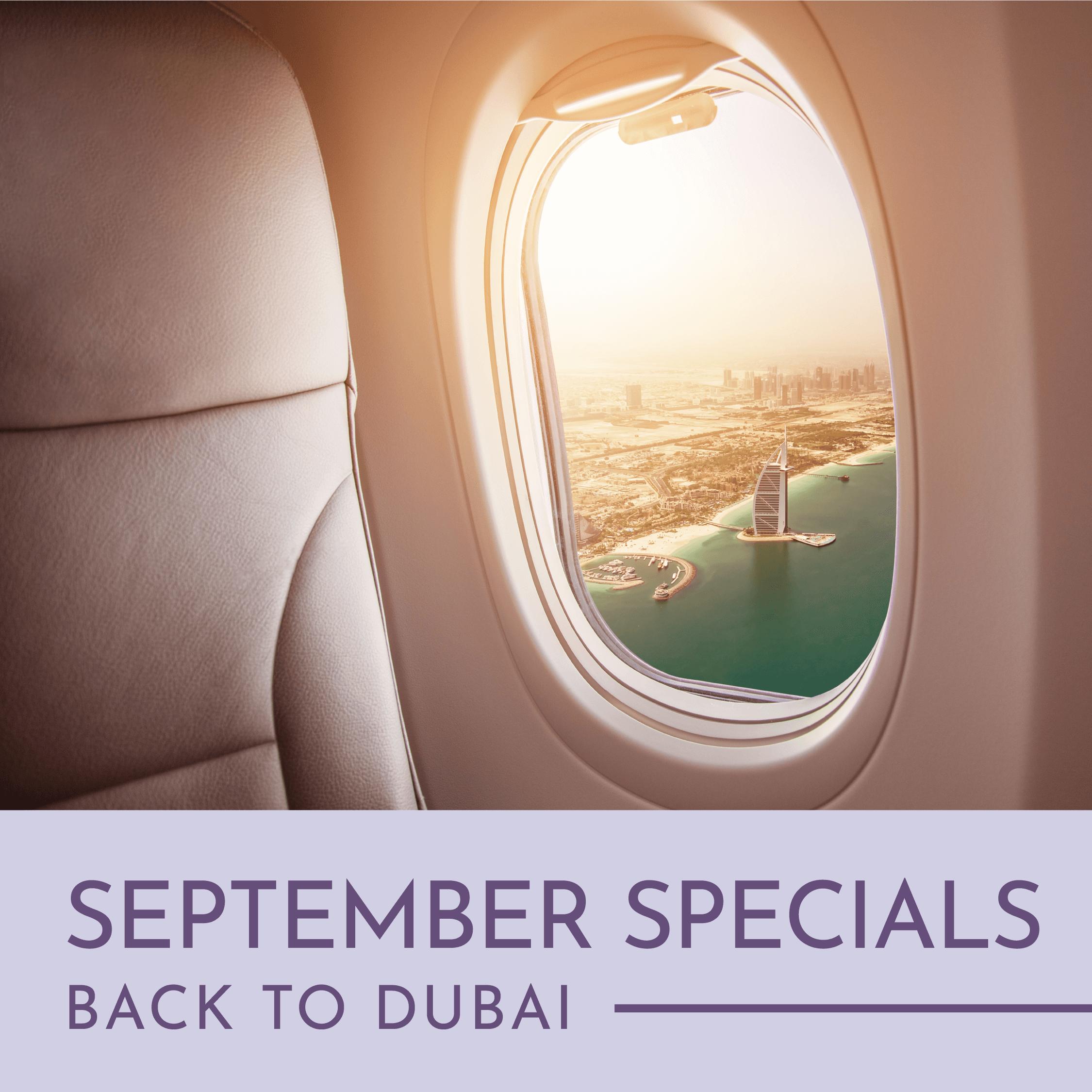 See September Specials