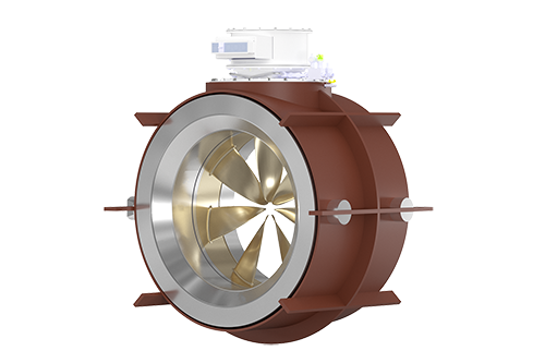 Rim Driven Thruster -RDT