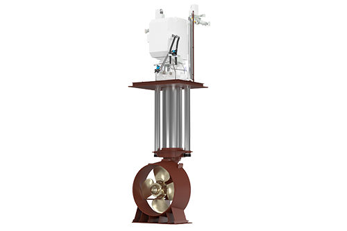 Retractable Azimuth Thruster