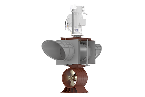 Retractable Azimuth Combi Thruster