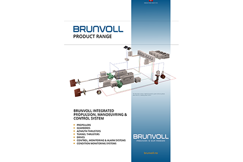 Brunvoll Product Range