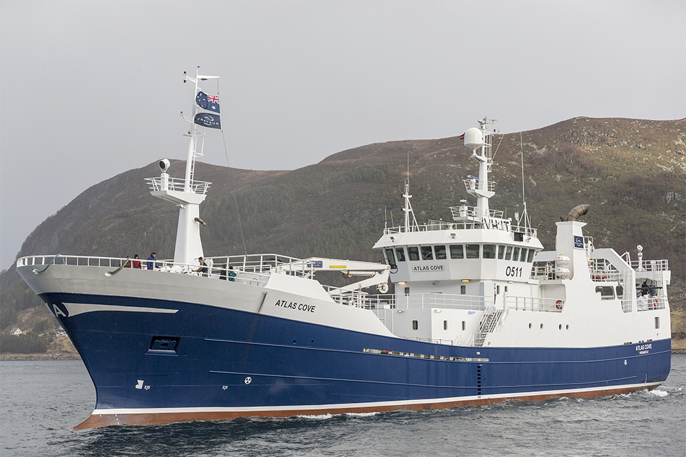 Austral Fisheries exceeds expectations in fuel savings