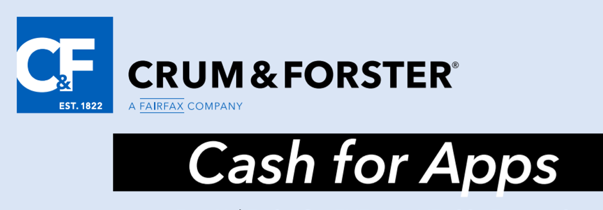 US Fire Cash For Apps – Crum & Forster