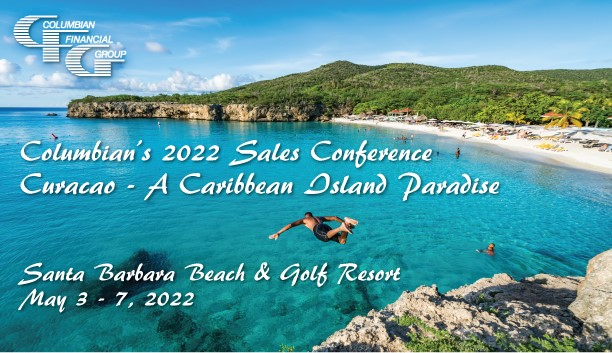 Columbian's 2022 Sales Conference