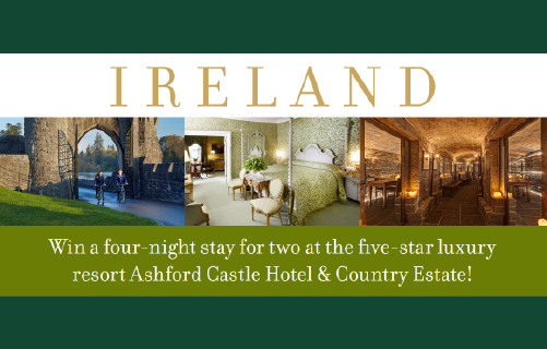 Win a Trip to Ireland With Aetna!