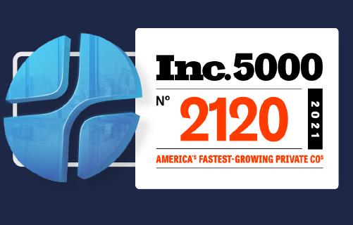 CareValue Ranks No. 2120 on the 2021 Inc. 5000 List