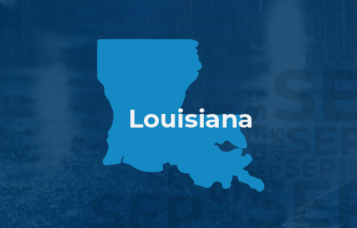 Special Election Period (SEP) in effect for Louisiana