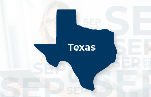 Special Election Period (SEP) in effect for Texas
