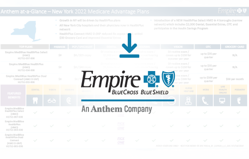 Empire's Most Popular Plans in New York