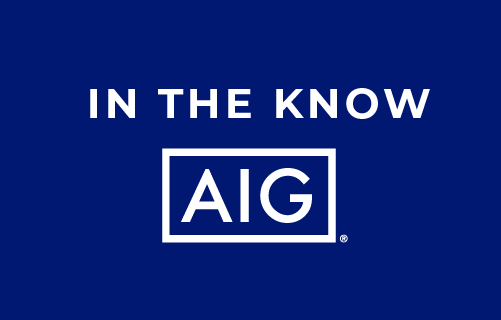 In The Know With AIG: October 2021