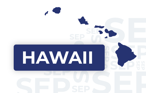 Special Election Period (SEP) in effect for Hawaii