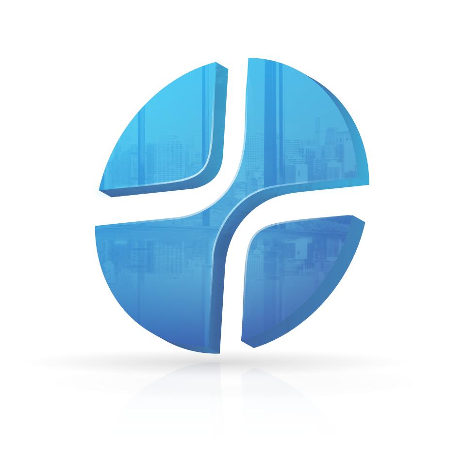CareValue 3D logo.