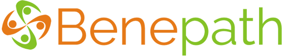 Benepath logo.