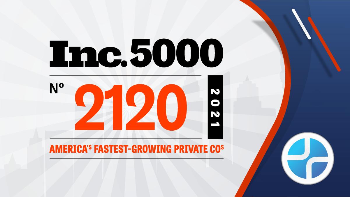 Inc 5000 #2120 Logo (Year: 2021)