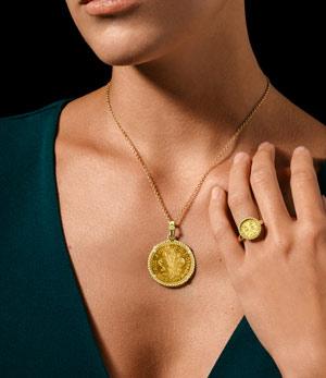 gold florin coin florence